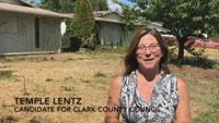 """Temple Lentz on """"Zombie Houses"""" in Clark County"""